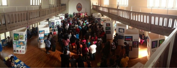 Cathedral Arts Visual Art Showcase